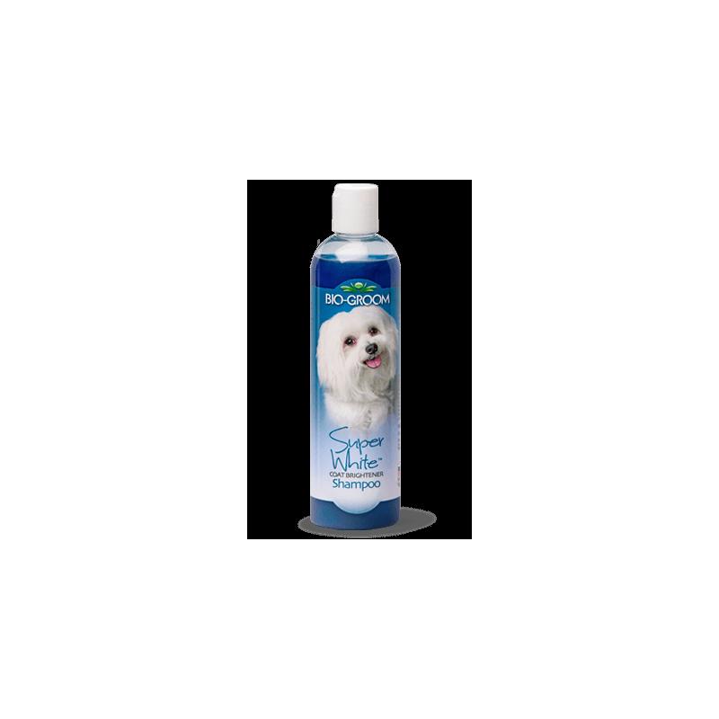 Bio Groom Super White Dog Shampoo