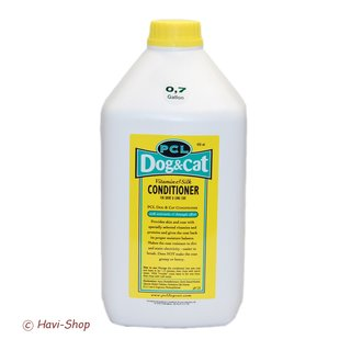 PCL Dog & Cat Conditioner Vitamin & Silk Balsam 2,7 Liter