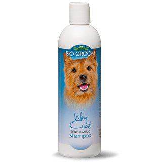 Bio Groom Wiry Coat texturizing Shampoo, 355ml